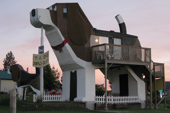 Dog Bark Park Inn - TT