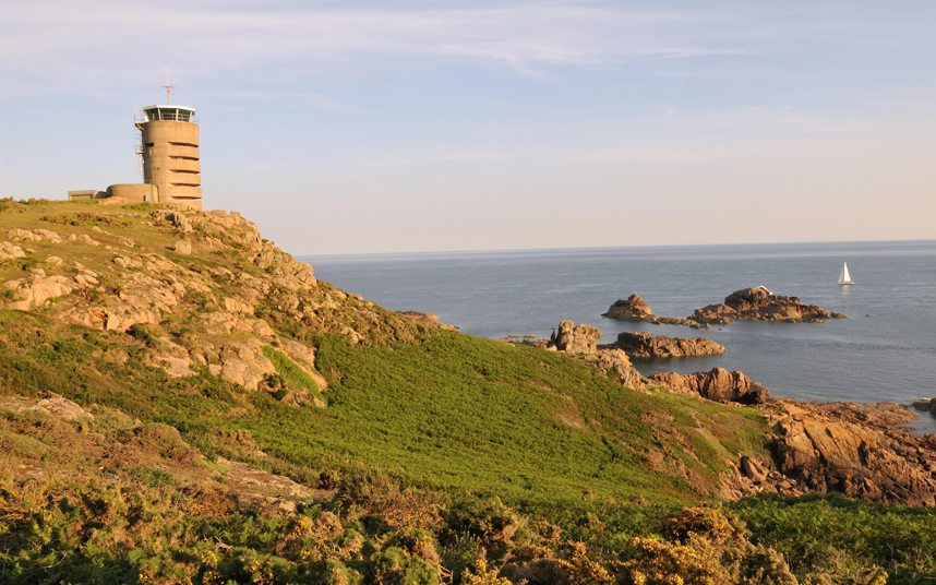 La Corbiere Radio Tower - TT