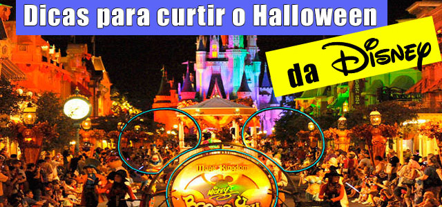 Dicas para o Halloween da Disney – Mickey's Not-So-Scary Halloween Party